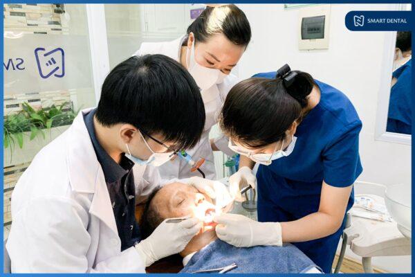 Chú Nguyễn Trung Kiên - Cấy ghép implant nguyên hàm All-on-4 2 hàm 6