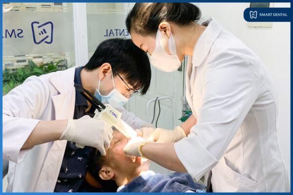 Chú Nguyễn Trung Kiên - Cấy ghép implant nguyên hàm All-on-4 2 hàm 7