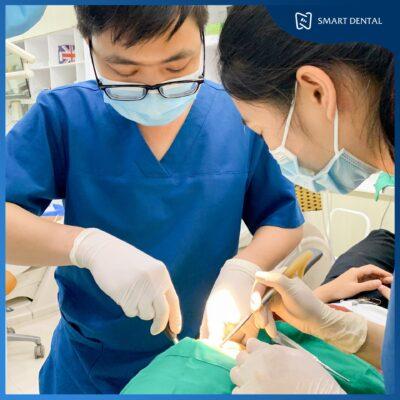 Nhổ răng khôn có đau không 4